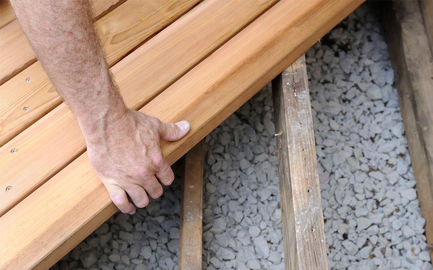 Budowa konstrukcji drewnianej