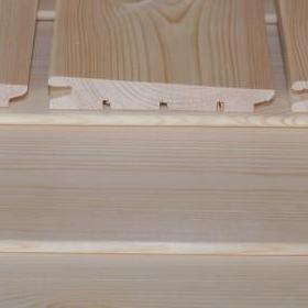 Szalówka - szerokość 120 mm, grubość 20 mm