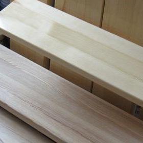 Drewniany parapet do montażu