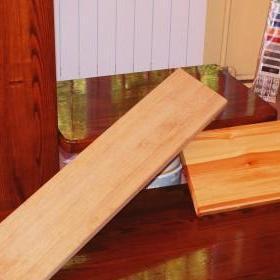 Drewniany parapet do montażu 2